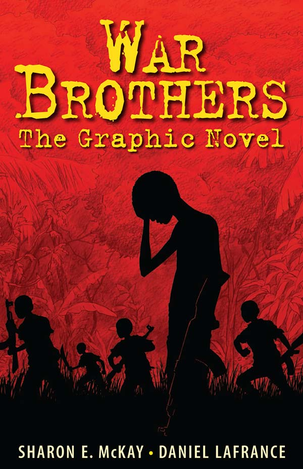 War Brothers - The Graphic Novel